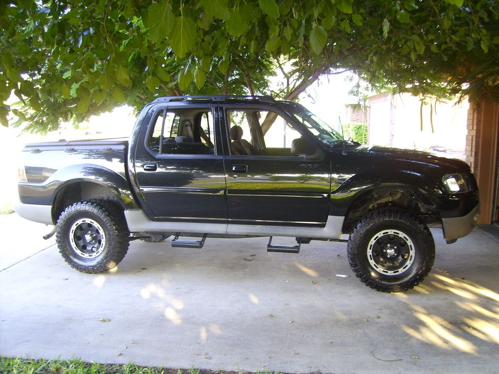 lifted sport trac 2003 Ford Explorer Sport Trac
