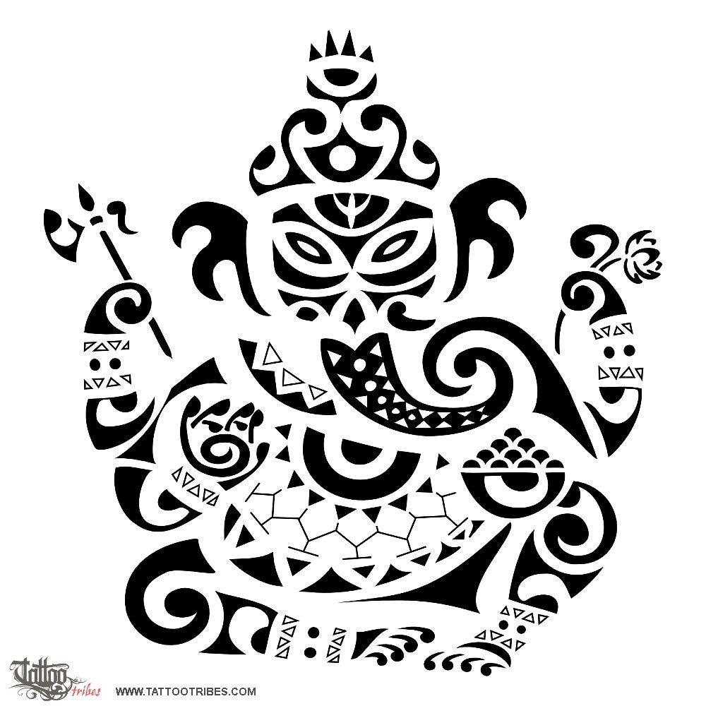 11 ganesha tattoo designs ideas and samples - Showing Small Ganesha Tattoos