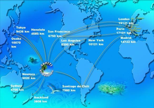 world-map-bora-borajpg (584×408) Vacay Bucket List Pinterest - new world map fiji country