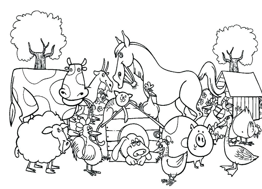 Animal Coloring Pages Best Coloring Pages For Kids Farm Animal Coloring Pages Farm Coloring Pages Animal Coloring Pages