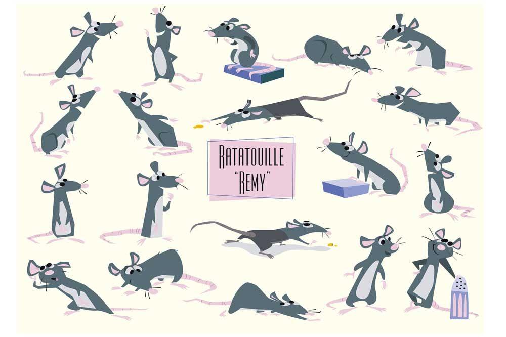 Character Design Ratatouille : The art of ratatouille animation inspiration pinterest