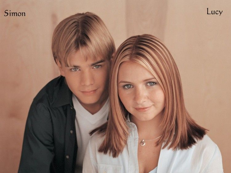 7th Heaven- Simon and Lucy, my favorite characters on the ...