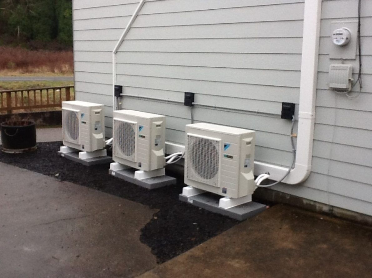 Ductless Heat Pumps Are Highly Efficient Heating And Cooling