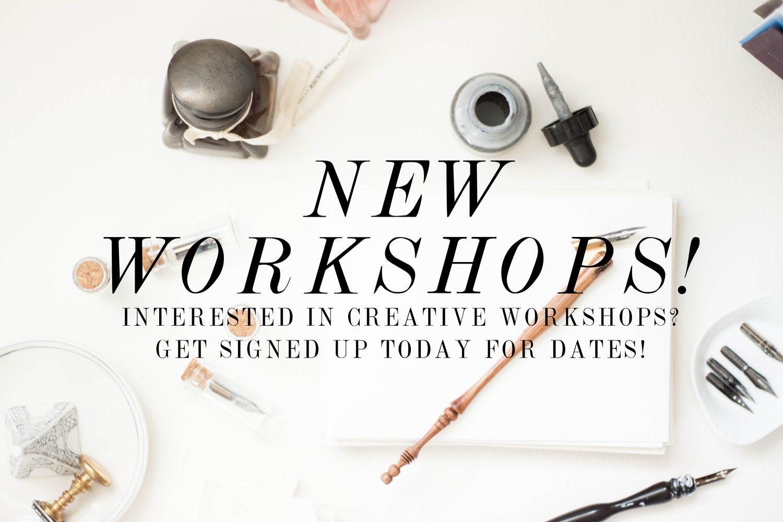 Design House Of Moira | Creative Workshops