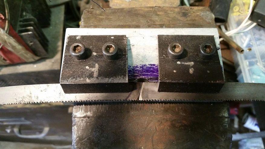 Bandsaw blade welding jig by ed ke6bnl bandsaw welding jig from bandsaw blade welding jig by ed ke6bnl bandsaw welding jig from various ideas of greentooth Images