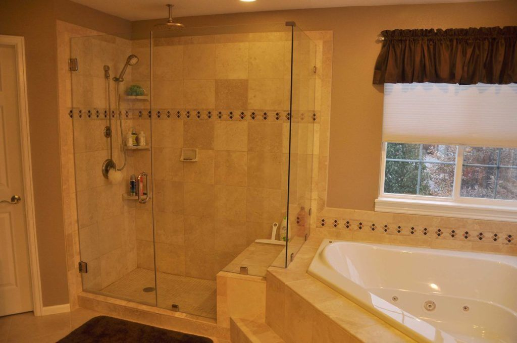 Small Bathroom Ideas With Tub And Shower small bathroom ideas with jacuzzi tub | ideas 2017-2018