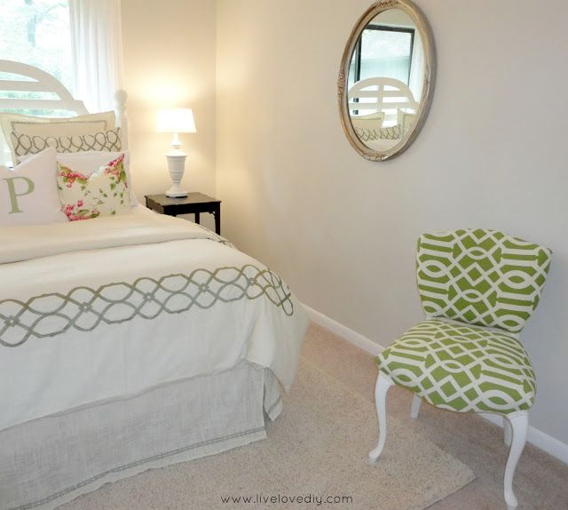 DIY for Less: Thrifty Decor Ideas from The Happy Housie ...  Thrifty Bedroom Ideas