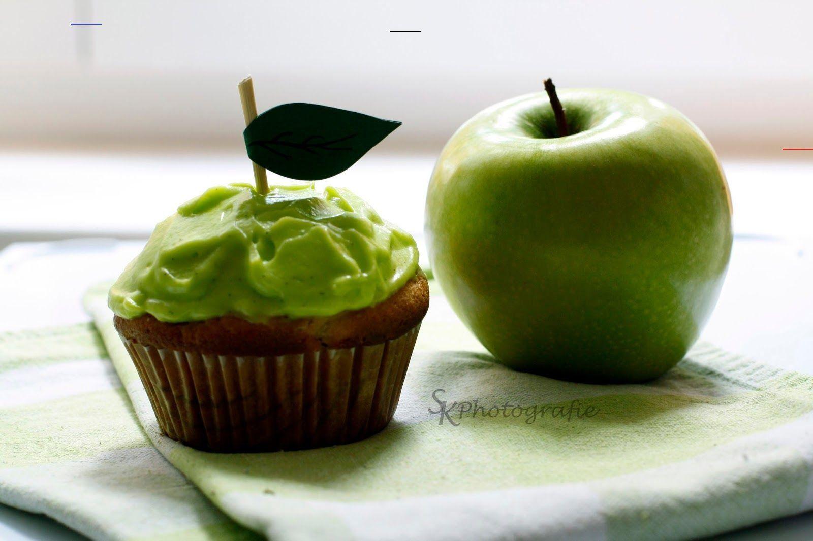 fruchtige apfelcupcakes  apfelcupcakes  rezept für