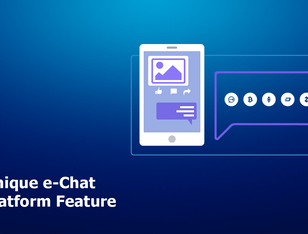 PR The Second Round of eChat ICO First Decentralized