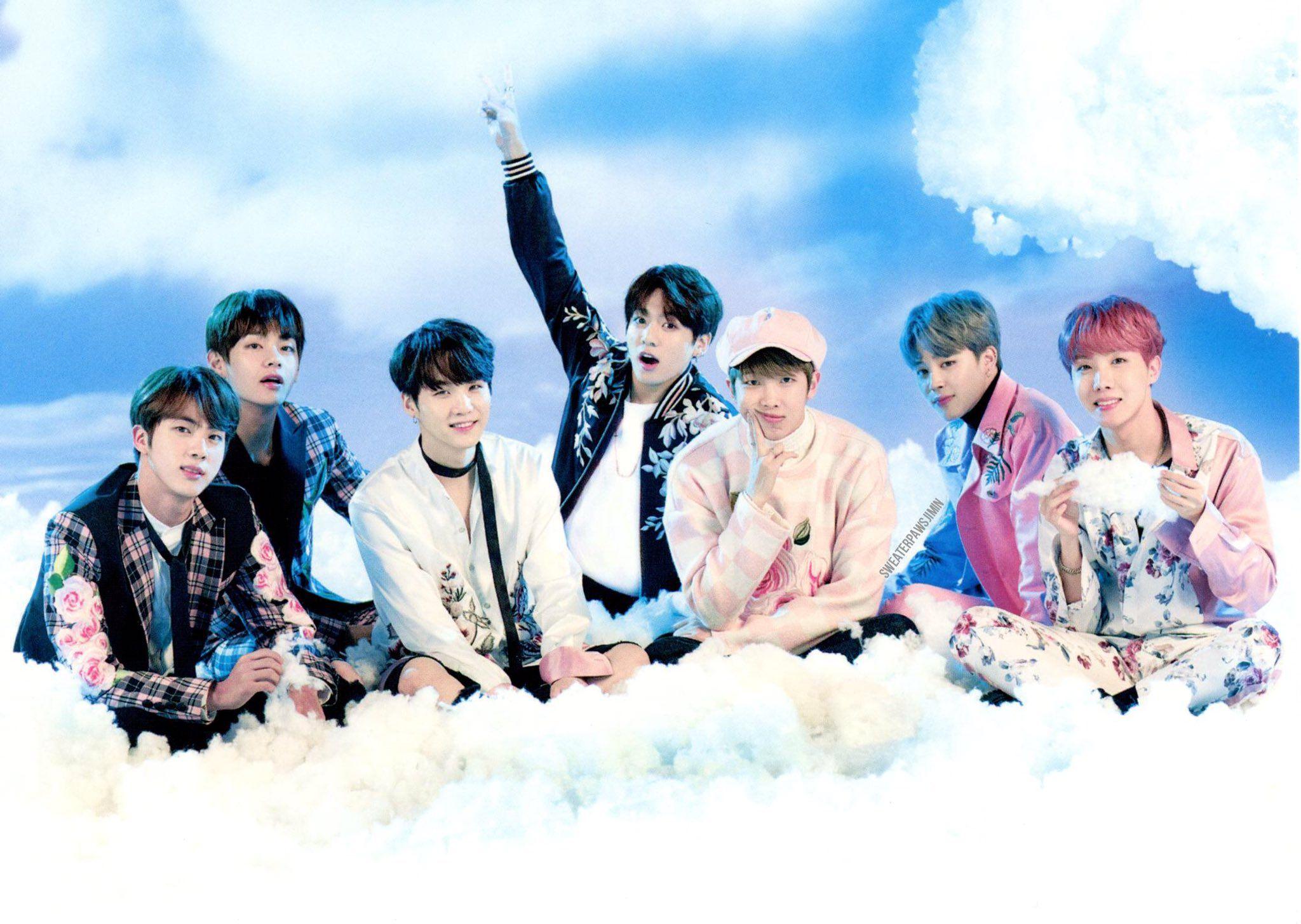 BTS The Wings Tour Program Book Bts, Quizur, Bom dia namaste