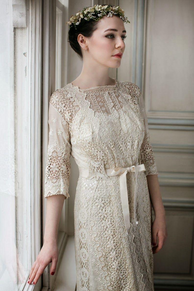 Uk Vintage Wedding Blog Vintage Wedding Dresses Edwardian Wedding Vintage Inspired Wedding Dresses Old Fashioned Wedding Dresses