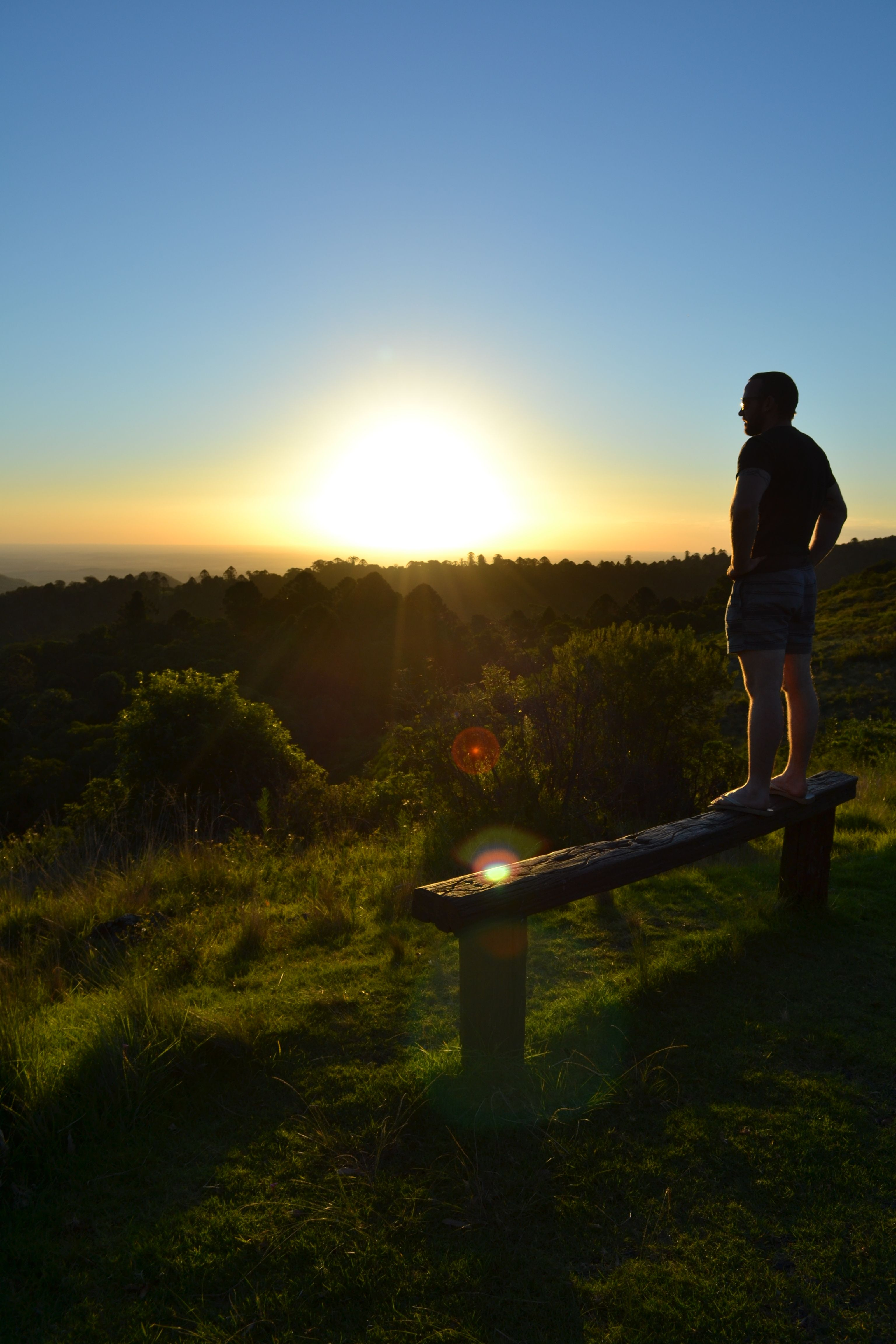 L1M1AP3  rule of thirds in the mountains at sunset Nikon D3100 f/8 1 & L1M1AP3 : rule of thirds in the mountains at sunset Nikon D3100 f/8 ...
