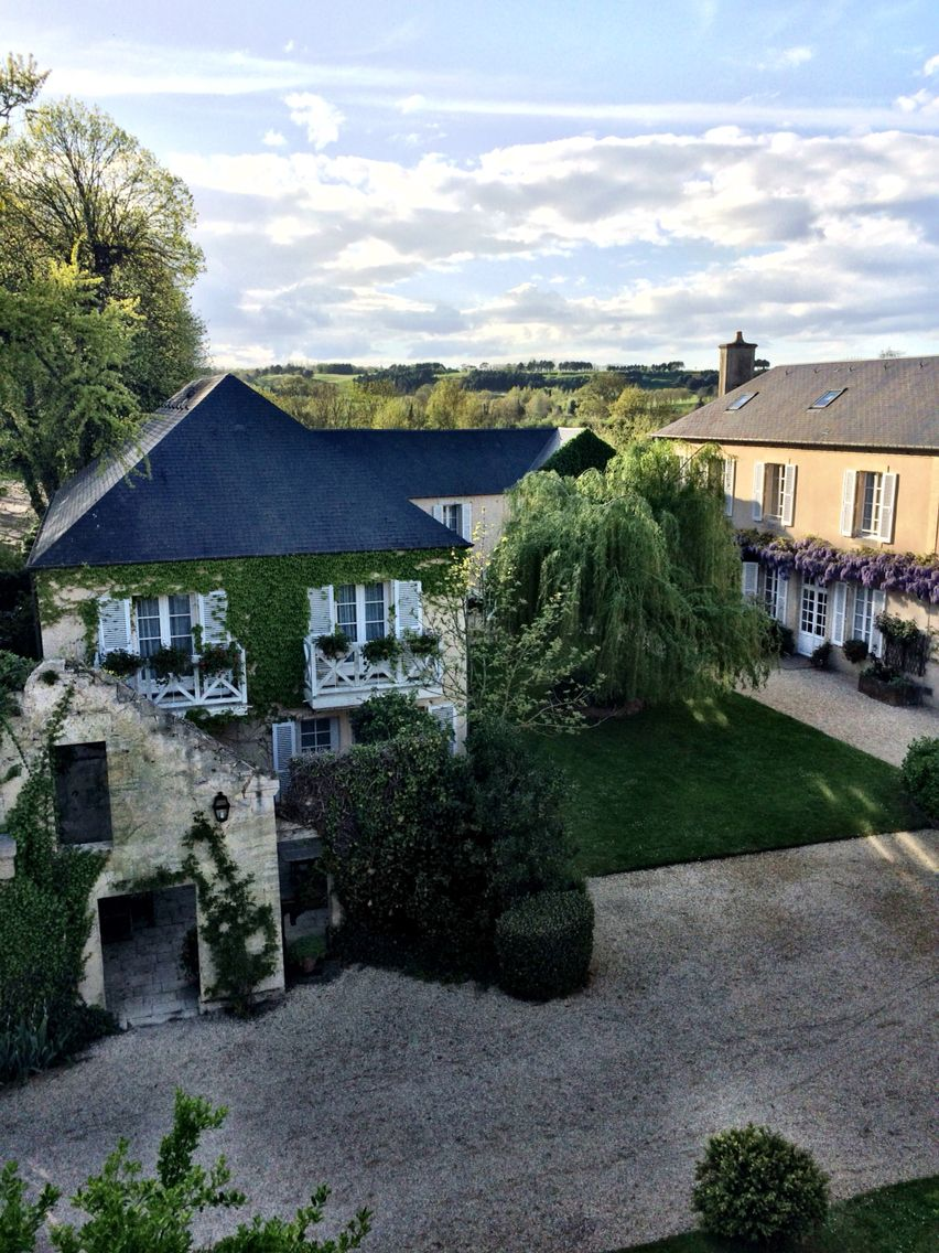Gorgeous Slh Hotel La Cheneviere In Normandy