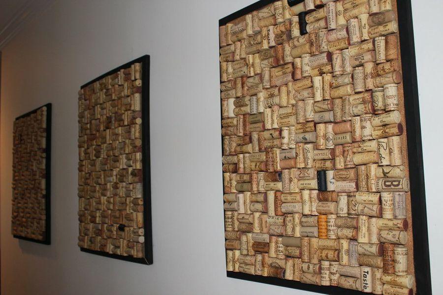Cuadros muy originales con objetos reciclados | Reciclado ...