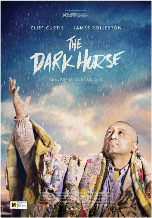 The Dark Horse (2016) 27x40 Movie Poster (Australian) in