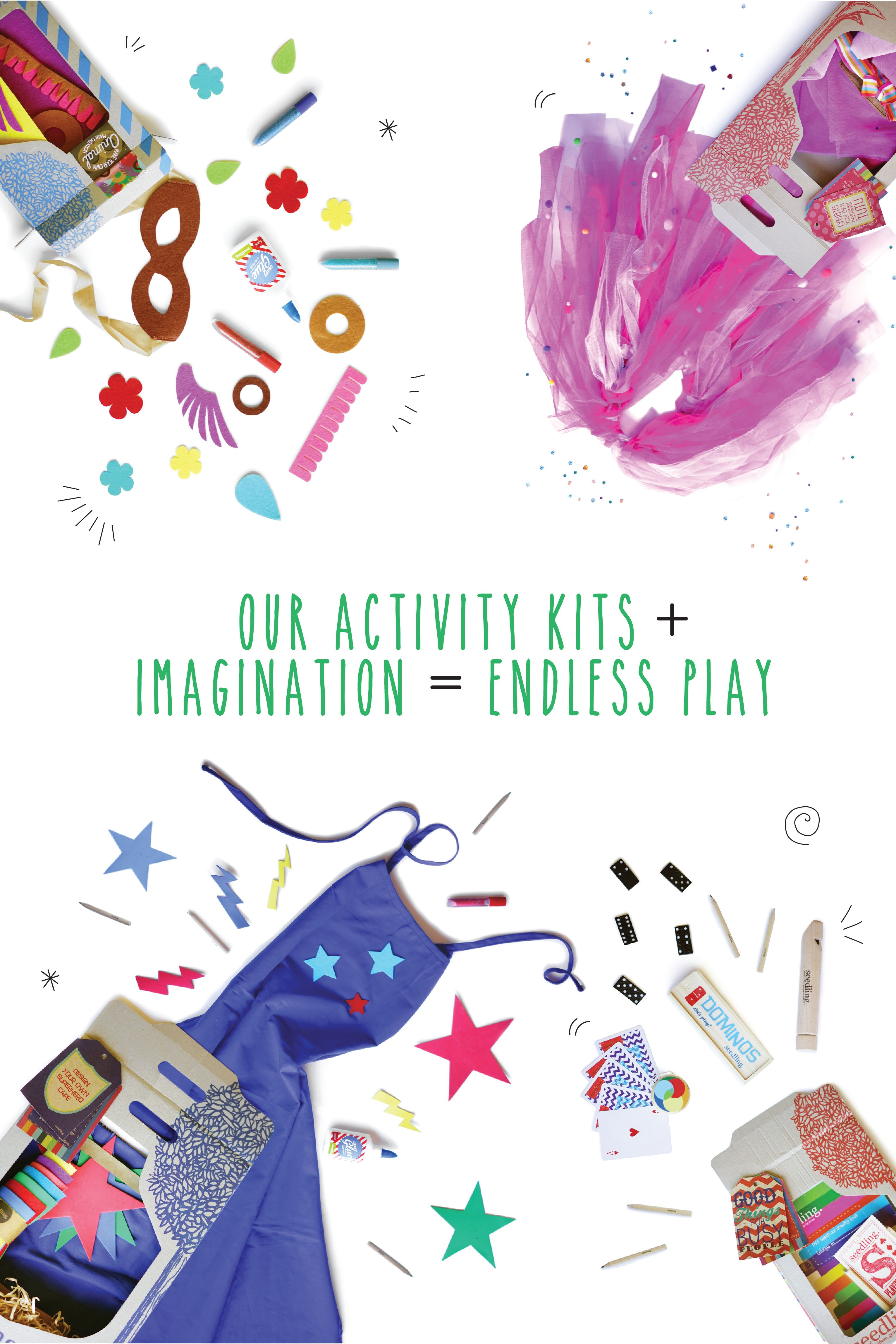 Channel the magic of fairies anymore with activity kits and gifts ...
