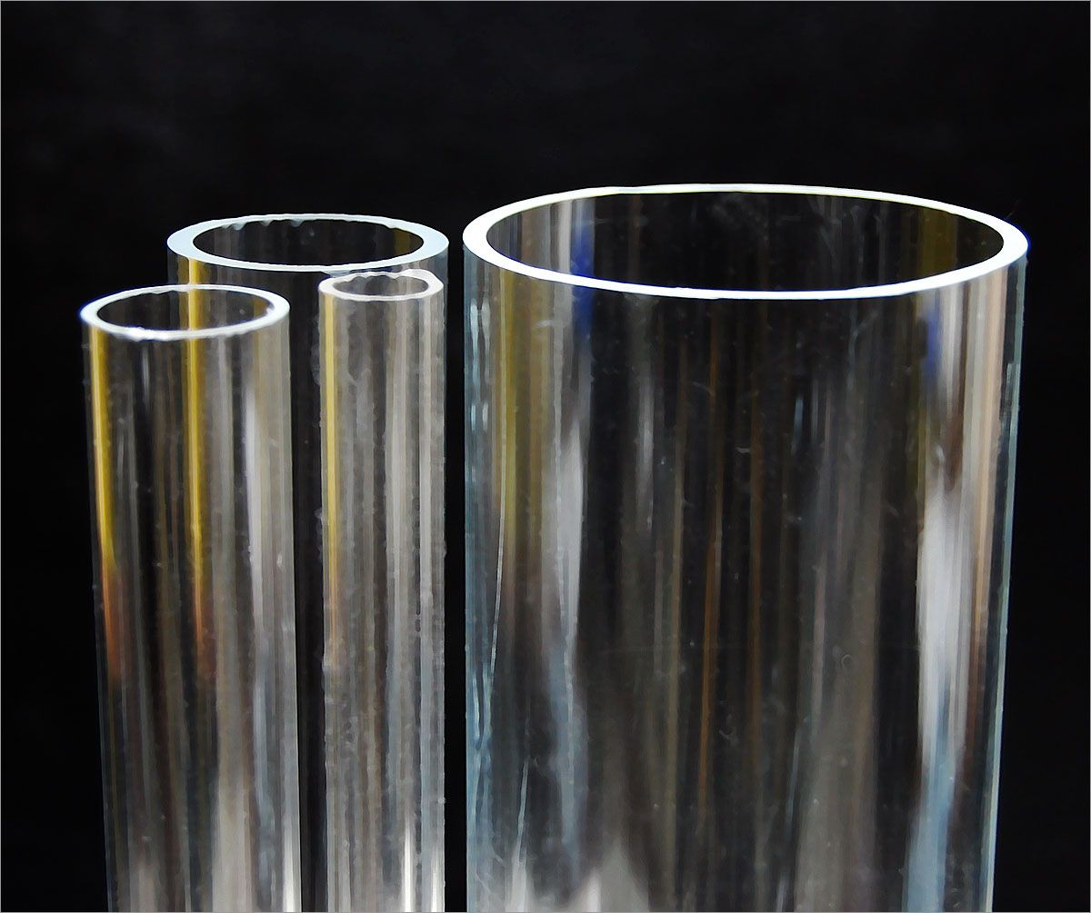 Pin On Cast Acrylic Tubes