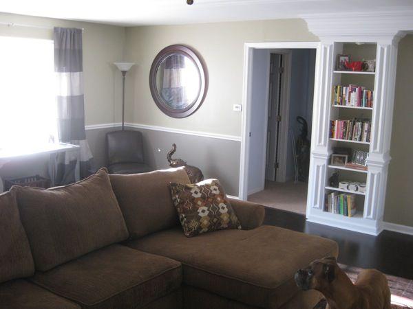 koala bear behr paint color - Google Search LIVING ROOM ...