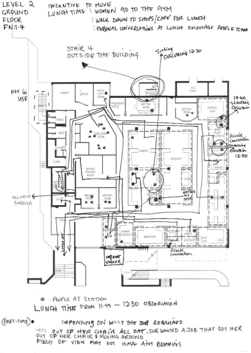 The Office Floor Plan Office Floor Plan How To Plan Floor Plans Online