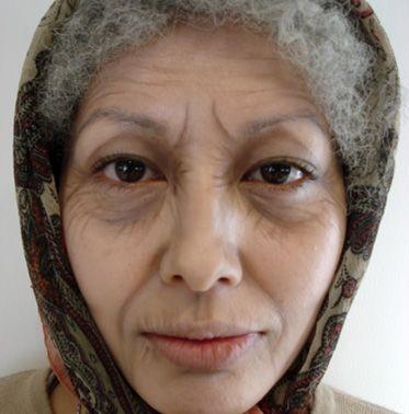 Image result for aging make up