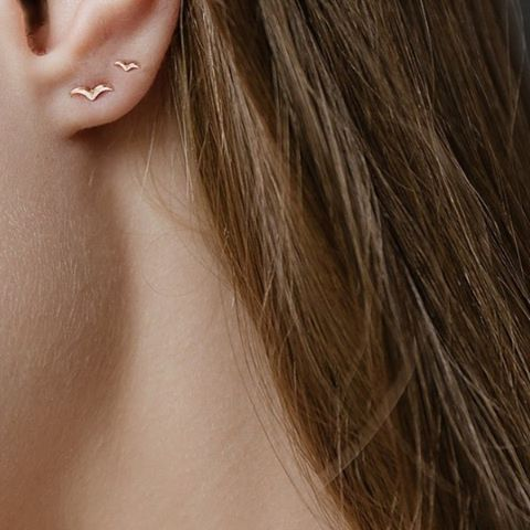 I Would Get A Second Ear Piercing Just For This Ear Piercing 2