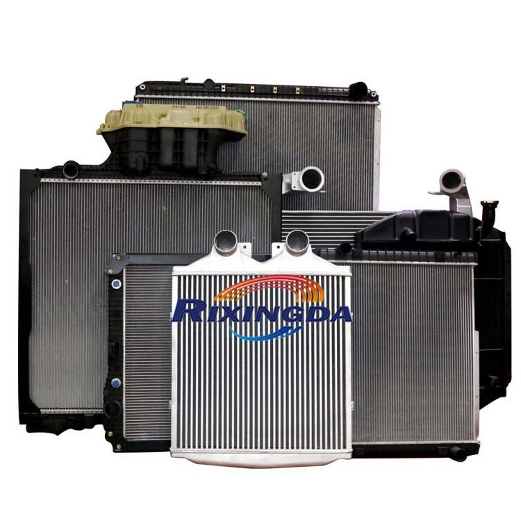 China Manufacturer Truck Water Cooling Radiator Price , Find