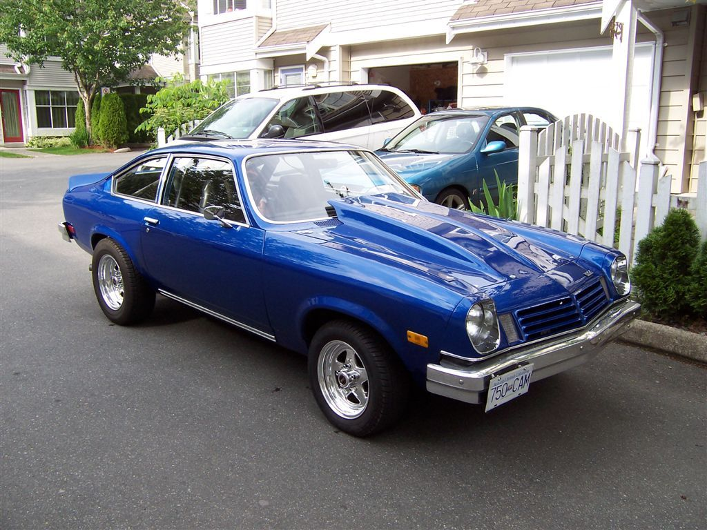 All Chevy 74 chevy : 1974 Chevrolet Vega | I Love Muscle Cars | Pinterest | Chevrolet ...