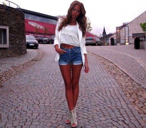 Perfect body thinspiration tan