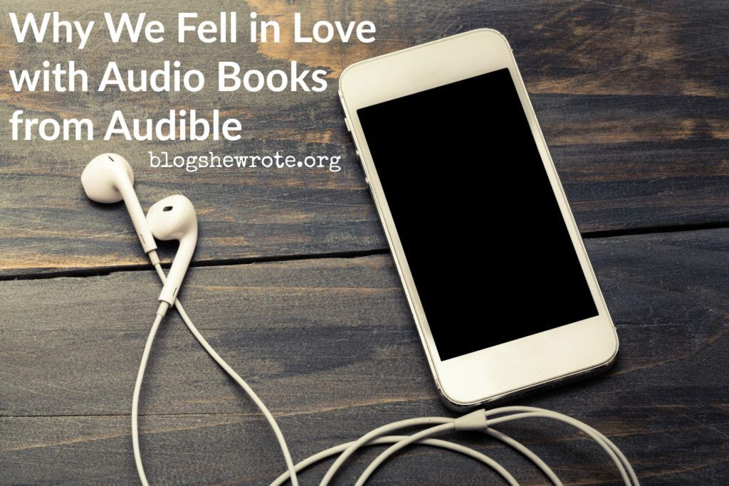 Why We Fell in Love with Audio Books from Audible Audio