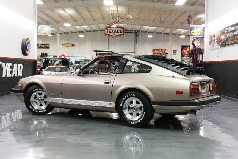 1983 Datsun 280zx For Sale 1898688 Hemmings Motor News Datsun For Sale Nissan Z Cars Datsun 280zx For Sale