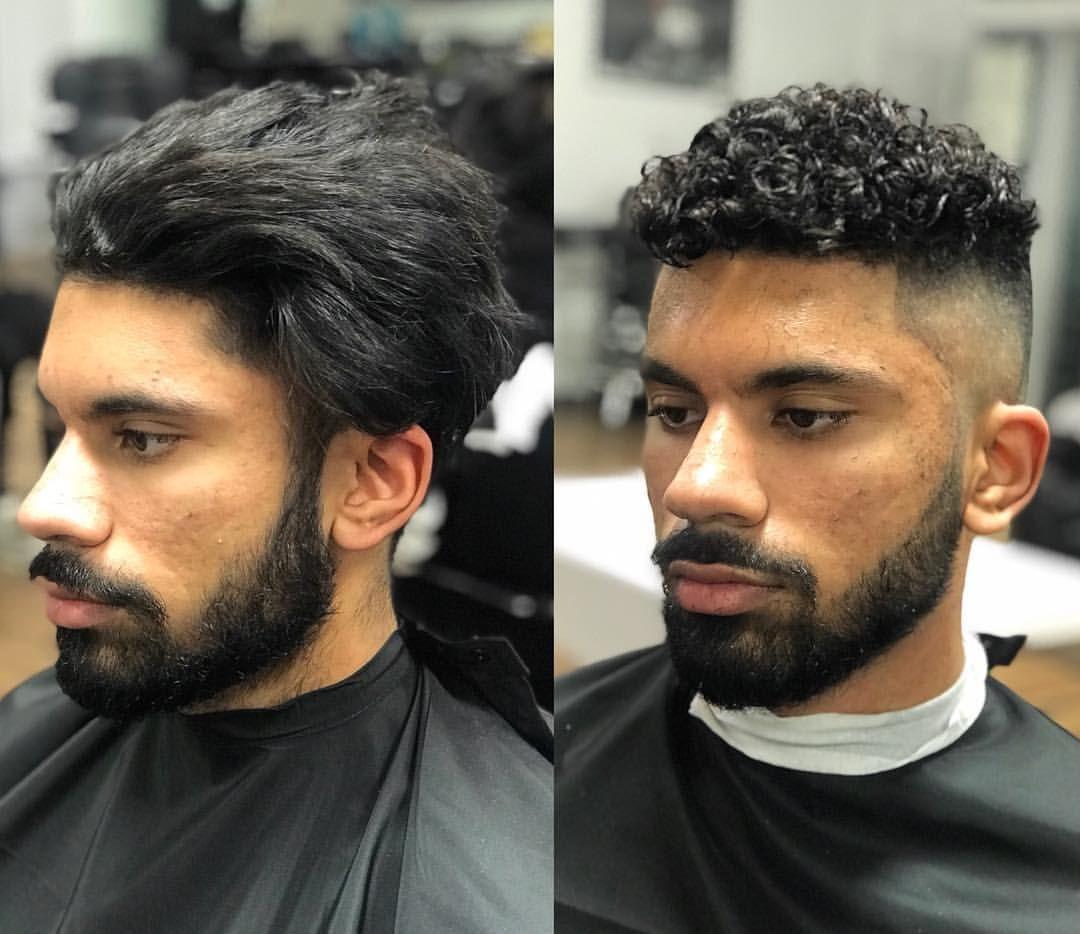 Pin On Perm Hair Men