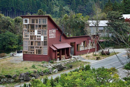 Kamikatz Public House Hiroshi Nakamura NAP Architecture