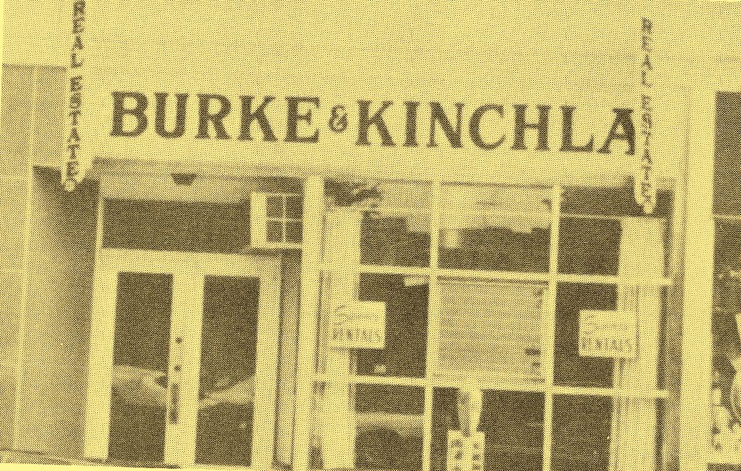 Burke and Kinchla, 1970.