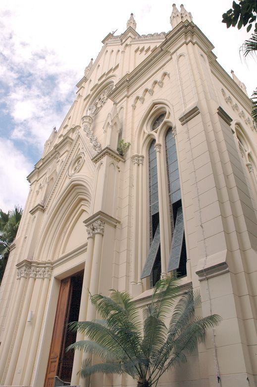 Capela Nossa Senhora da Misericórdia - Quem Somos - Capela Nossa Senhora da Misericórdia - Santa Casa de São Paulo
