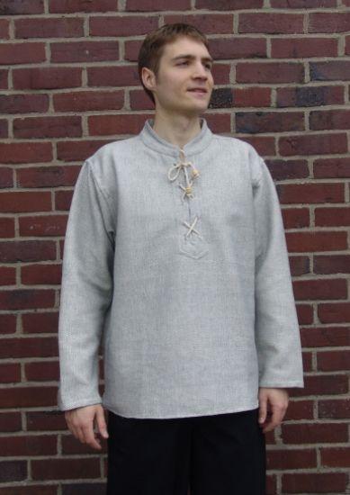 Camicie e Tuniche Medievali : Abbigliamento Medievale - Camicia