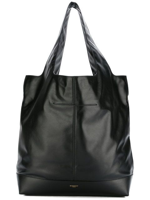 c53a5c740360 GIVENCHY large George V shopping bag.  givenchy  bags  leather  hand bags   tote  lining