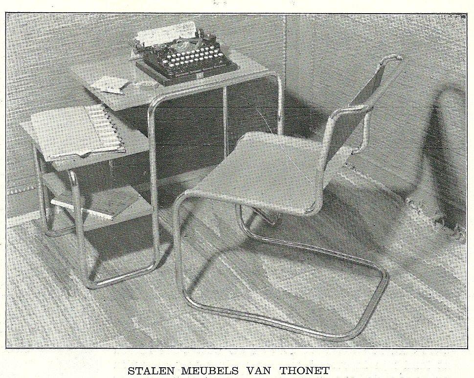 Coprisedie Thonet ~ Fabenz.com rare thonet desk b21 var. design marcel breuer thonet
