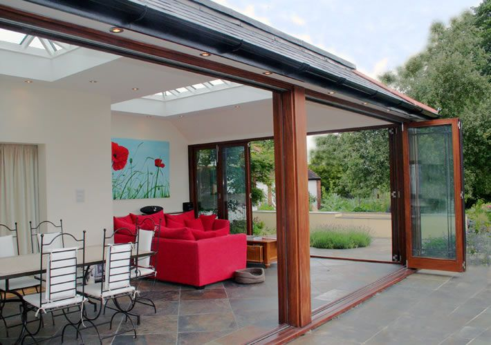 Folding sliding doors open on all sides in orangery near guildford folding sliding doors open on all sides in orangery near guildford surrey planetlyrics Image collections
