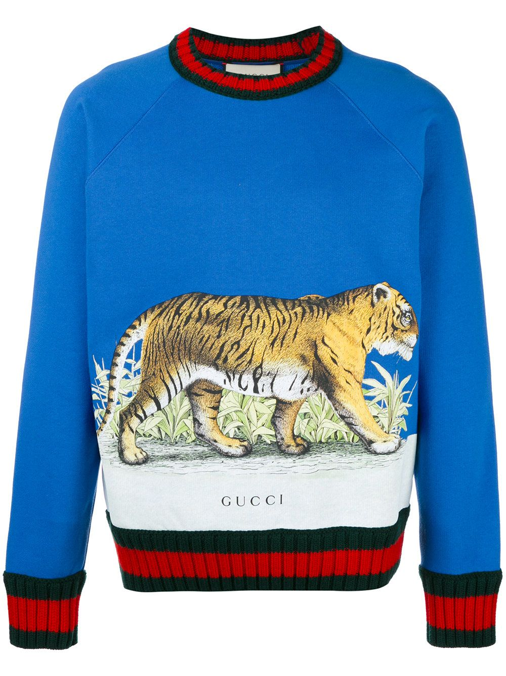 e83e2e279 Gucci Tiger print sweater | Black cats in 2019 | Gucci hoodie, Gucci ...
