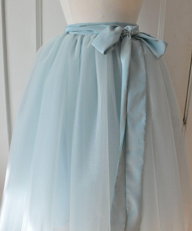 855cb065f3 Pale blue tutu romantic ballerina tulle skirt with lining jpg 1251x1500  Pale blue tulle
