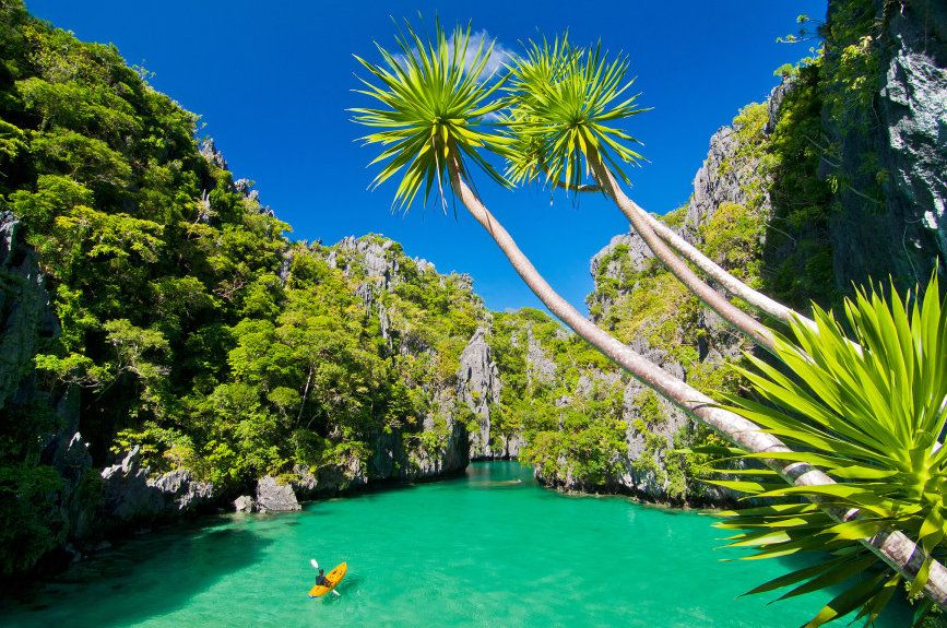 The Philippines's Palawan Island was voted the most beautiful island in the world, and with these photos, you can see why Palawan is a secret paradise.