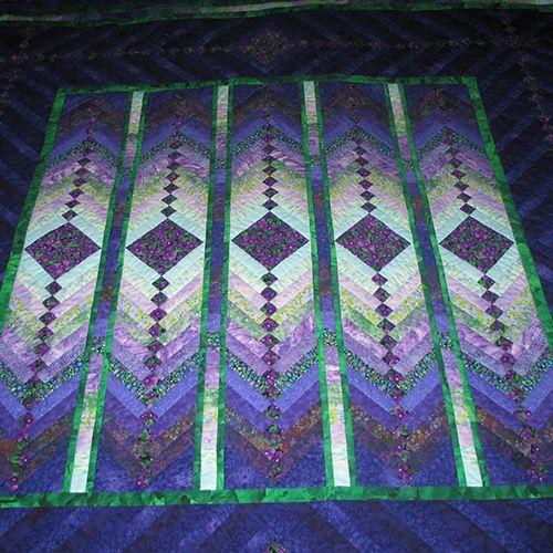French Braid Quilt Quilt Tutorials Pinterest French