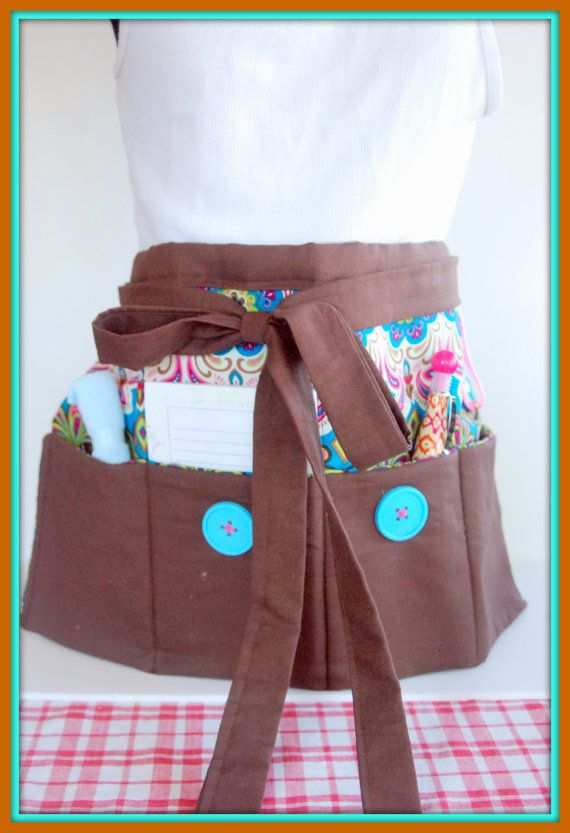 Hey, I found this really awesome Etsy listing at https://www.etsy.com/listing/164933454/utility-apron-teacher-apron-vendor-apron