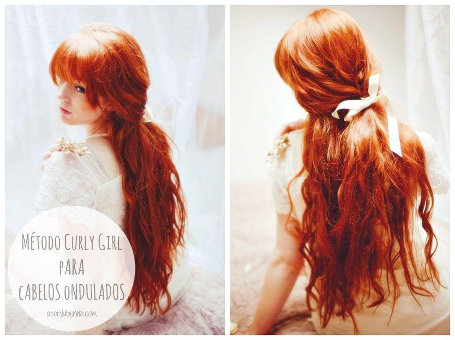 No Poo: Como Cuidar de Cabelos Ondulados com o Método Curly Girl | Acorda, Bonita! - Moda e beleza para mulheres de conteúdo