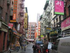New York Tours Free Chinatown Walking Tour Map New York