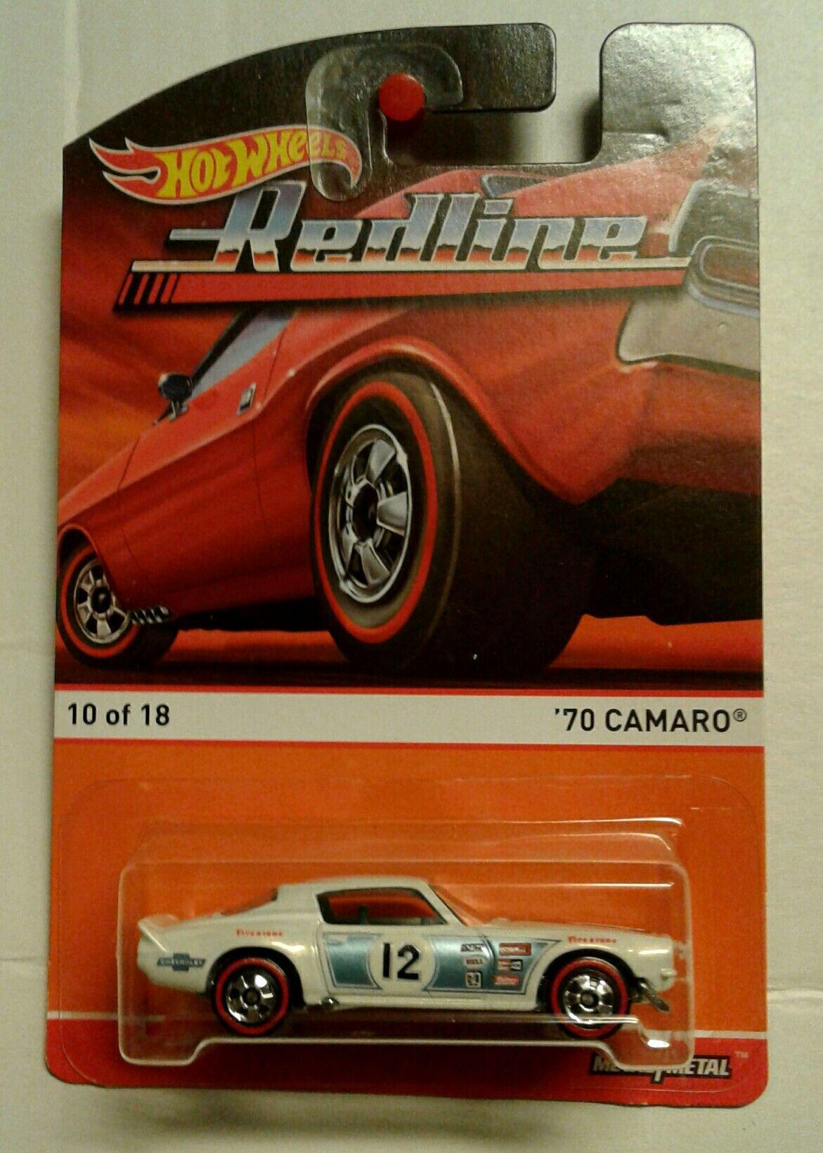 Hot Wheels Redline 70 Camaro Price 6 50 70 Camaro Hot