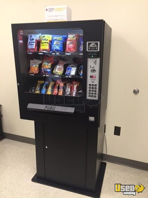Electronic Countertop Snack Vending Machine For Sale In Maryland