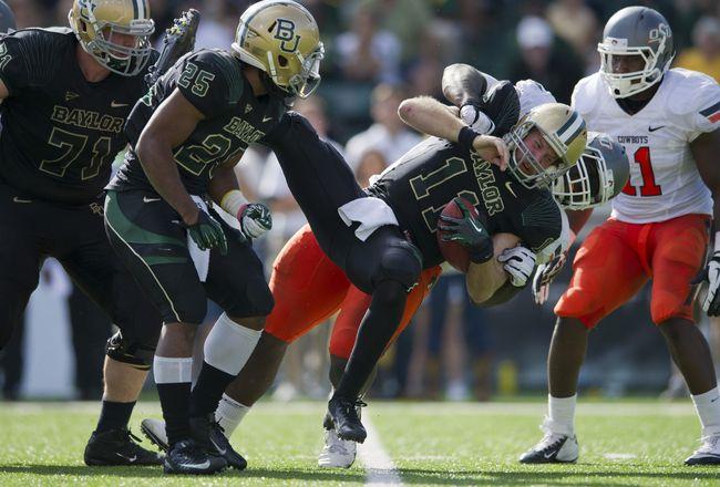 College football rankings week 13 predictions