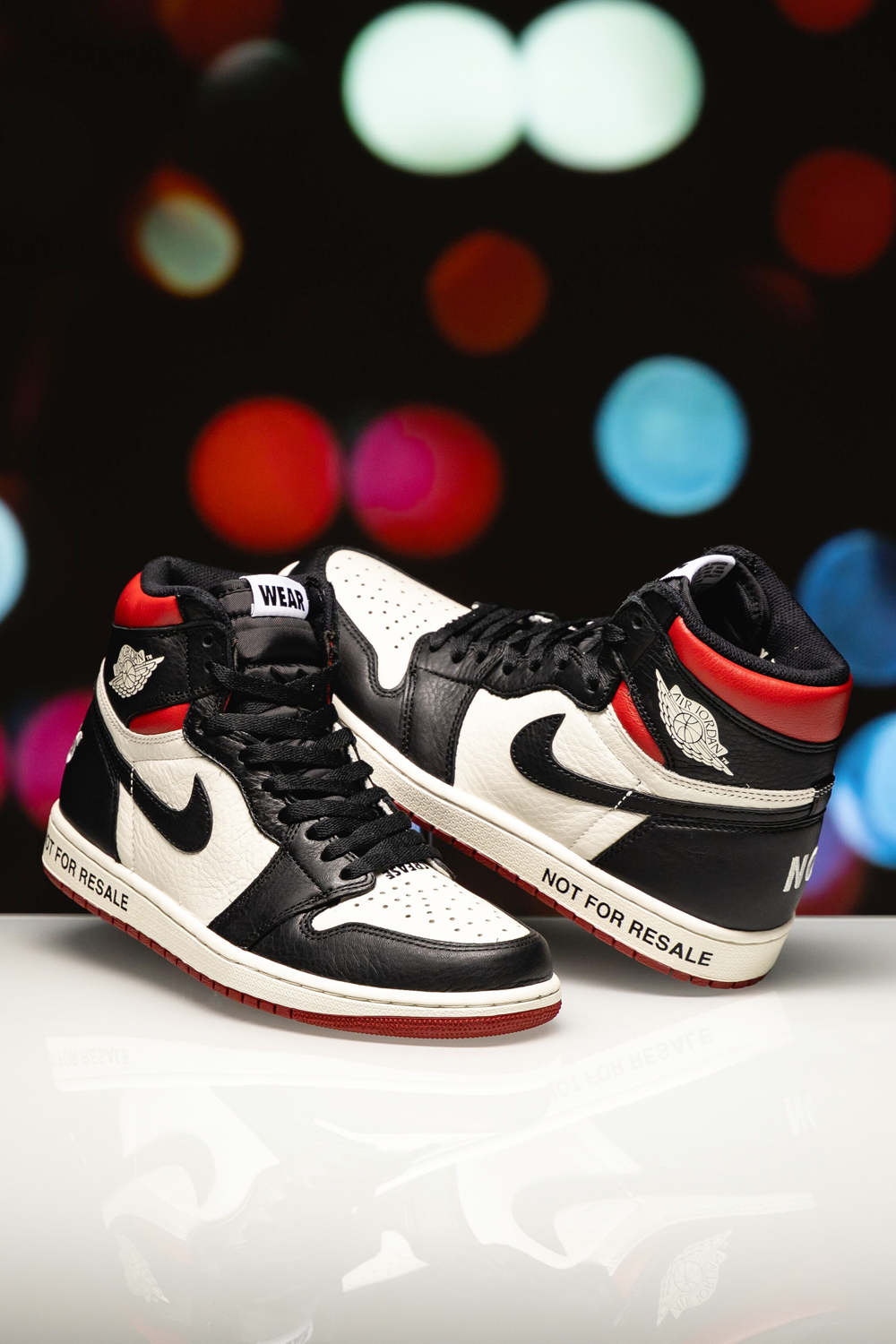air jordan 1 no fhotos