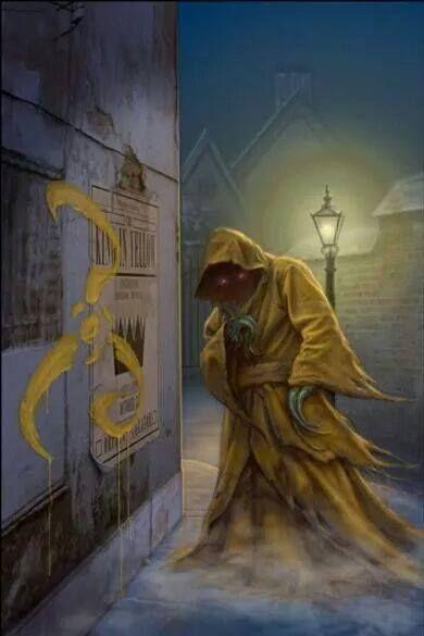 El rey amarillo